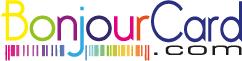 Logo Bonjour Card